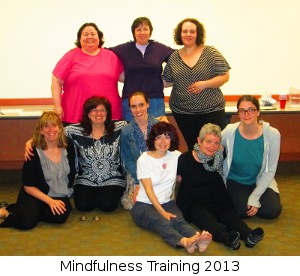 Mindfulness Training 2013